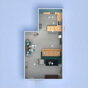 floorplans wohnung dekor wohnzimmer küche esszimmer 3d