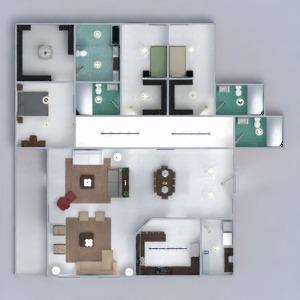 floorplans apartamento casa varanda inferior mobílias decoração faça você mesmo banheiro quarto quarto garagem cozinha área externa quarto infantil escritório iluminação reforma paisagismo sala de jantar arquitetura despensa estúdio 3d