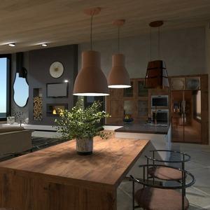 floorplans namas baldai dekoras eksterjeras 3d