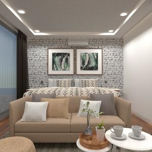 планировки дом мебель декор спальня архитектура 3d