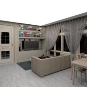 planos apartamento decoración bricolaje cuarto de baño dormitorio salón cocina exterior 3d