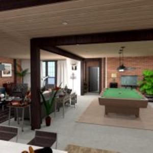 planos apartamento decoración bricolaje arquitectura 3d