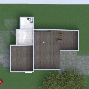 floorplans namas baldai dekoras kraštovaizdis 3d