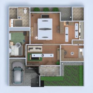 floorplans dom taras wystrój wnętrz zrób to sam łazienka sypialnia pokój dzienny garaż kuchnia na zewnątrz biuro oświetlenie jadalnia architektura 3d