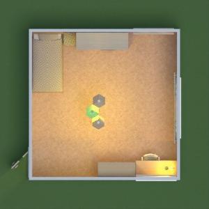 планировки квартира детская 3d