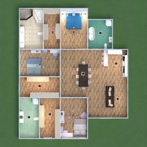 floorplans wohnung haus mobiliar dekor do-it-yourself badezimmer schlafzimmer wohnzimmer küche kinderzimmer büro beleuchtung haushalt esszimmer architektur 3d
