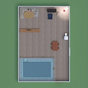планировки квартира дом мебель гостиная кухня 3d