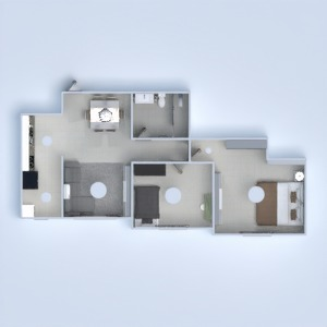 floorplans apartment furniture decor lighting renovation 3d