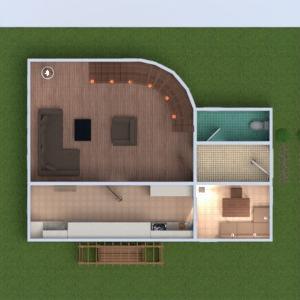 планировки дом мебель декор ванная гостиная кухня освещение архитектура 3d