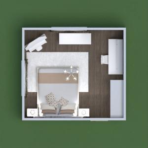 planos apartamento casa muebles decoración bricolaje dormitorio iluminación trastero 3d