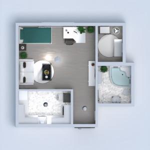 floorplans apartment furniture decor 3d