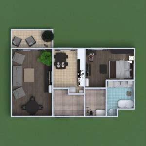 floorplans wohnung mobiliar dekor badezimmer schlafzimmer wohnzimmer küche outdoor haushalt architektur 3d