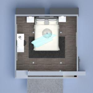 floorplans miegamasis apšvietimas 3d