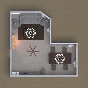 floorplans quarto escritório utensílios domésticos 3d