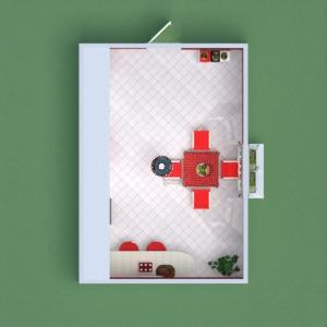 planos decoración cocina 3d
