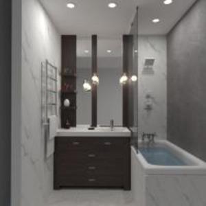 progetti appartamento casa arredamento bagno illuminazione rinnovo 3d