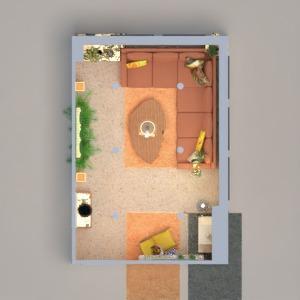 floorplans house furniture decor living room 3d