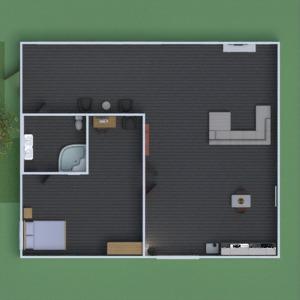 floorplans badezimmer schlafzimmer wohnzimmer haushalt 3d