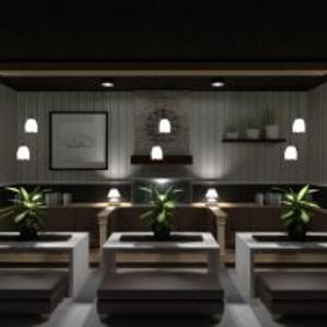 progetti angolo fai-da-te cucina caffetteria sala pranzo vano scale 3d