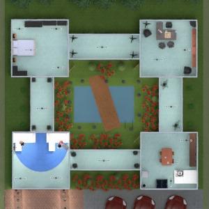 progetti appartamento casa decorazioni camera da letto saggiorno cucina oggetti esterni paesaggio 3d