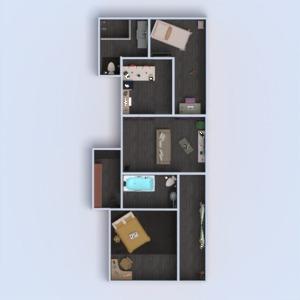 floorplans dom wystrój wnętrz zrób to sam łazienka sypialnia pokój dzienny garaż kuchnia biuro oświetlenie krajobraz 3d