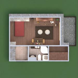 floorplans zrób to sam łazienka sypialnia pokój dzienny kuchnia oświetlenie gospodarstwo domowe jadalnia architektura przechowywanie mieszkanie typu studio 3d