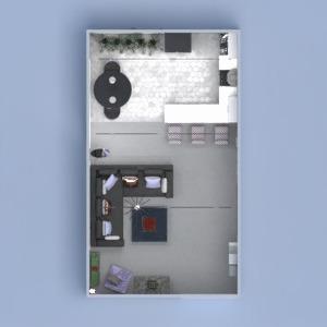 floorplans wohnung haus dekor wohnzimmer küche 3d