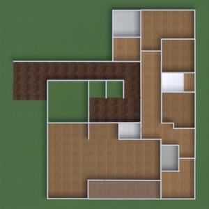 floorplans butas miegamasis virtuvė valgomasis 3d