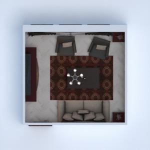 floorplans mobiliar wohnzimmer 3d