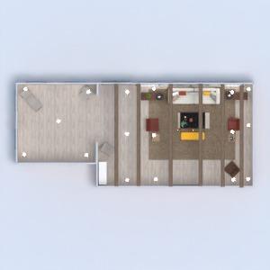 floorplans meubles salon eclairage architecture entrée 3d