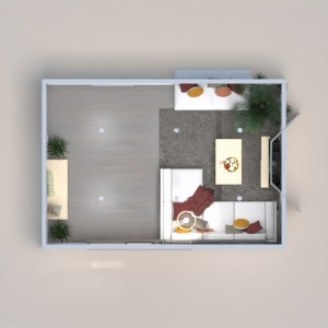 floorplans 客厅 照明 3d