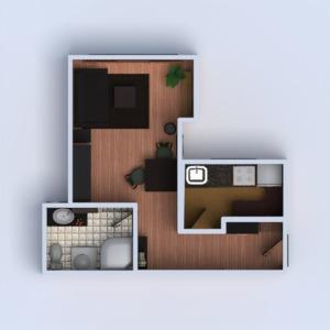 floorplans house bathroom living room kitchen 3d