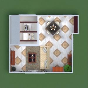 floorplans mobiliar wohnzimmer küche esszimmer architektur 3d