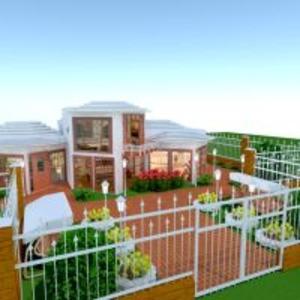 floorplans haus terrasse mobiliar dekor do-it-yourself badezimmer schlafzimmer wohnzimmer küche outdoor beleuchtung landschaft haushalt architektur lagerraum, abstellraum eingang 3d