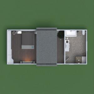 floorplans 家具 装饰 浴室 卧室 办公室 照明 结构 3d