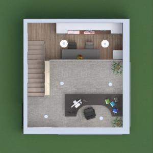 floorplans house living room kitchen office dining room 3d