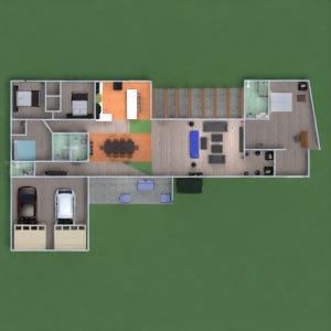 floorplans casa varanda inferior decoração faça você mesmo 3d