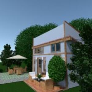 floorplans maison terrasse meubles décoration diy salle de bains chambre à coucher salon cuisine eclairage maison architecture 3d