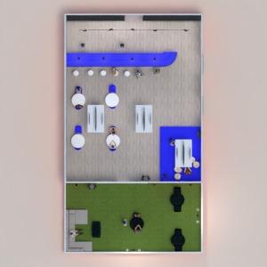 floorplans meubles eclairage maison entrée 3d