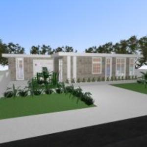 floorplans namas terasa baldai dekoras pasidaryk pats vonia miegamasis svetainė virtuvė eksterjeras vaikų kambarys renovacija kraštovaizdis valgomasis аrchitektūra prieškambaris 3d