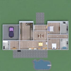 планировки дом декор спальня кухня техника для дома 3d