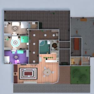 progetti appartamento arredamento decorazioni bagno camera da letto cucina oggetti esterni monolocale 3d