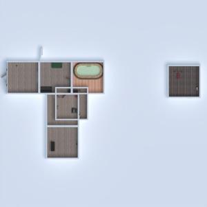 floorplans haus mobiliar dekor wohnzimmer kinderzimmer 3d