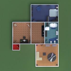 progetti appartamento veranda arredamento decorazioni angolo fai-da-te camera da letto saggiorno studio illuminazione famiglia sala pranzo ripostiglio monolocale 3d