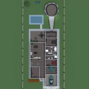 планировки дом терраса архитектура 3d