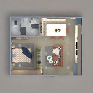 floorplans dekor küche beleuchtung esszimmer studio 3d