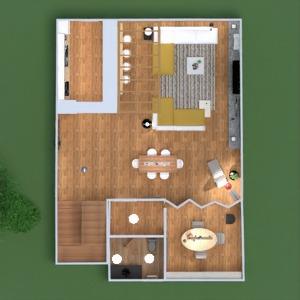 planos casa muebles decoración bricolaje cuarto de baño dormitorio salón cocina exterior despacho iluminación comedor arquitectura descansillo 3d