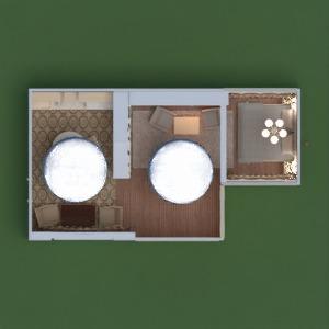 floorplans wohnung mobiliar dekor do-it-yourself schlafzimmer wohnzimmer küche beleuchtung lagerraum, abstellraum studio 3d