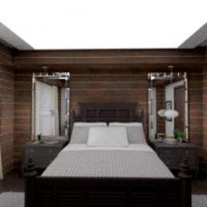 planos muebles dormitorio arquitectura trastero 3d