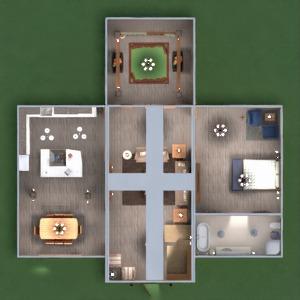 floorplans casa varanda inferior mobílias decoração faça você mesmo banheiro quarto quarto cozinha área externa escritório iluminação reforma paisagismo utensílios domésticos cafeterias sala de jantar arquitetura despensa patamar 3d
